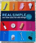 Cover of Real Simple 869 New Uses for Old Things_photo