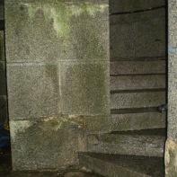 Inside Fort Totten 10/12