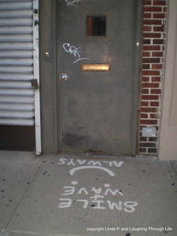 Graffiti in September, 2014