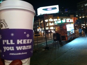 Coffee in Manhattan