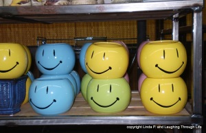 Happy Planters Waiting To Be Filled With Happy Plants
