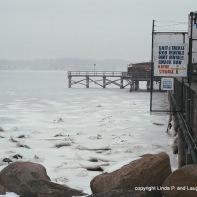 Bayside Marina, Winter