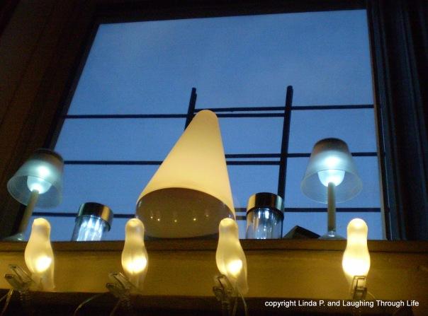 Solar Lights on Earth Day