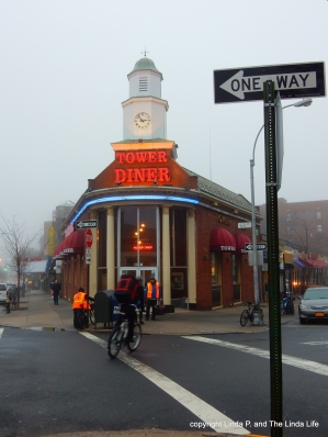 "This is a diner named ""Tower"""