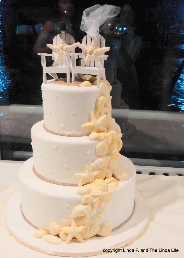 Wedding cake, September 2015