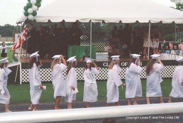 June 2006 graduation