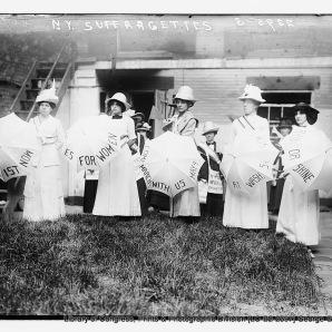 New York Suffragists