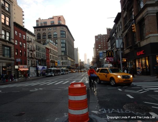 12-12-16 Sixth Avenue NYC facing north