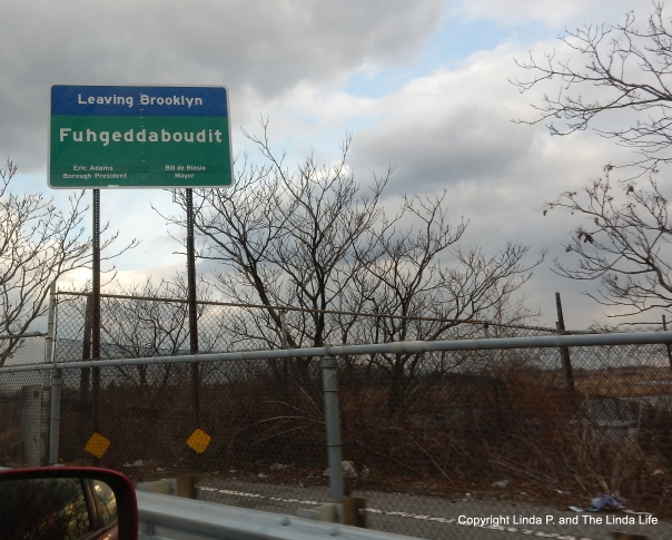 12-14-16 Leaving Brooklyn via Belt Parkway east