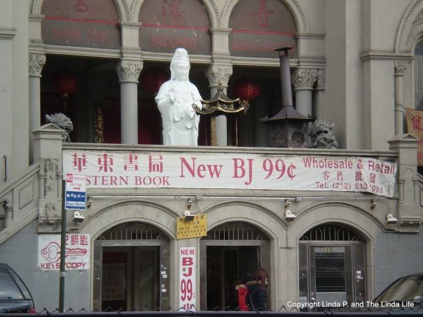 Chinatown, NY in 2012
