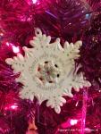"Hallmark Keepsake 2010 ""Beautiful You"" Christmas tree ornament"