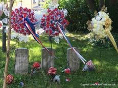 Remsen Cemetery in Rego Park or Forest Hills Queens New York