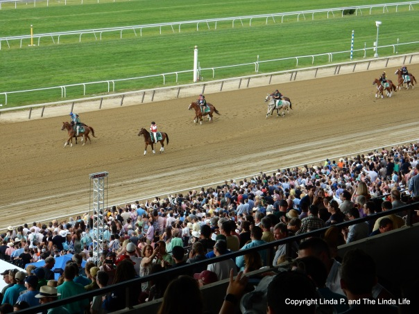 Belmont Stakes, June 10, 2017 - Race 11 - the big one