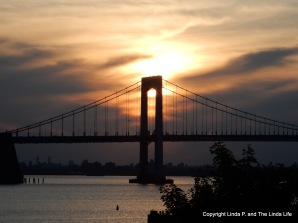 Throgs Neck Bridge at Dusk CREDIT Linda P. and The Linda Life