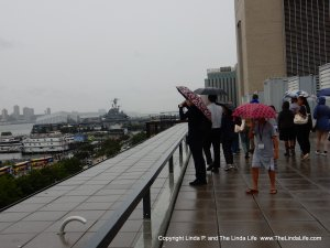 Tour of the green roof of the Jacob Javits Convention Center in NYC. CREDIT Linda P. and The Linda Life. MUST OBTAIN PERMISSION BEFORE USING THIS IMAGE. www.TheLindaLife.com