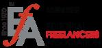 Editorial Freelancers Association Member Logo from EFA site