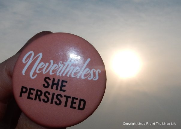 """9-5-17 Sunset on """"Nevertheless, She Persisted"""""""