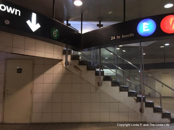 53 Street NYCT Subway Station at 51 Street