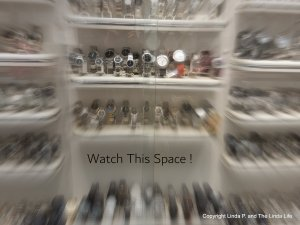 Watches at an Astoria jewelry store