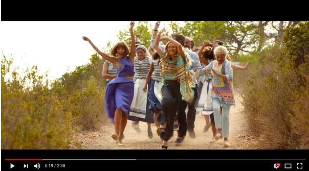 Capture - Mamma Mia 2 Video