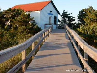 Fire Island Lighthouse 7/12/18 OUTBUILDING