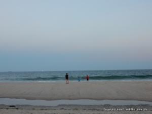 Fire Island Ocean beach